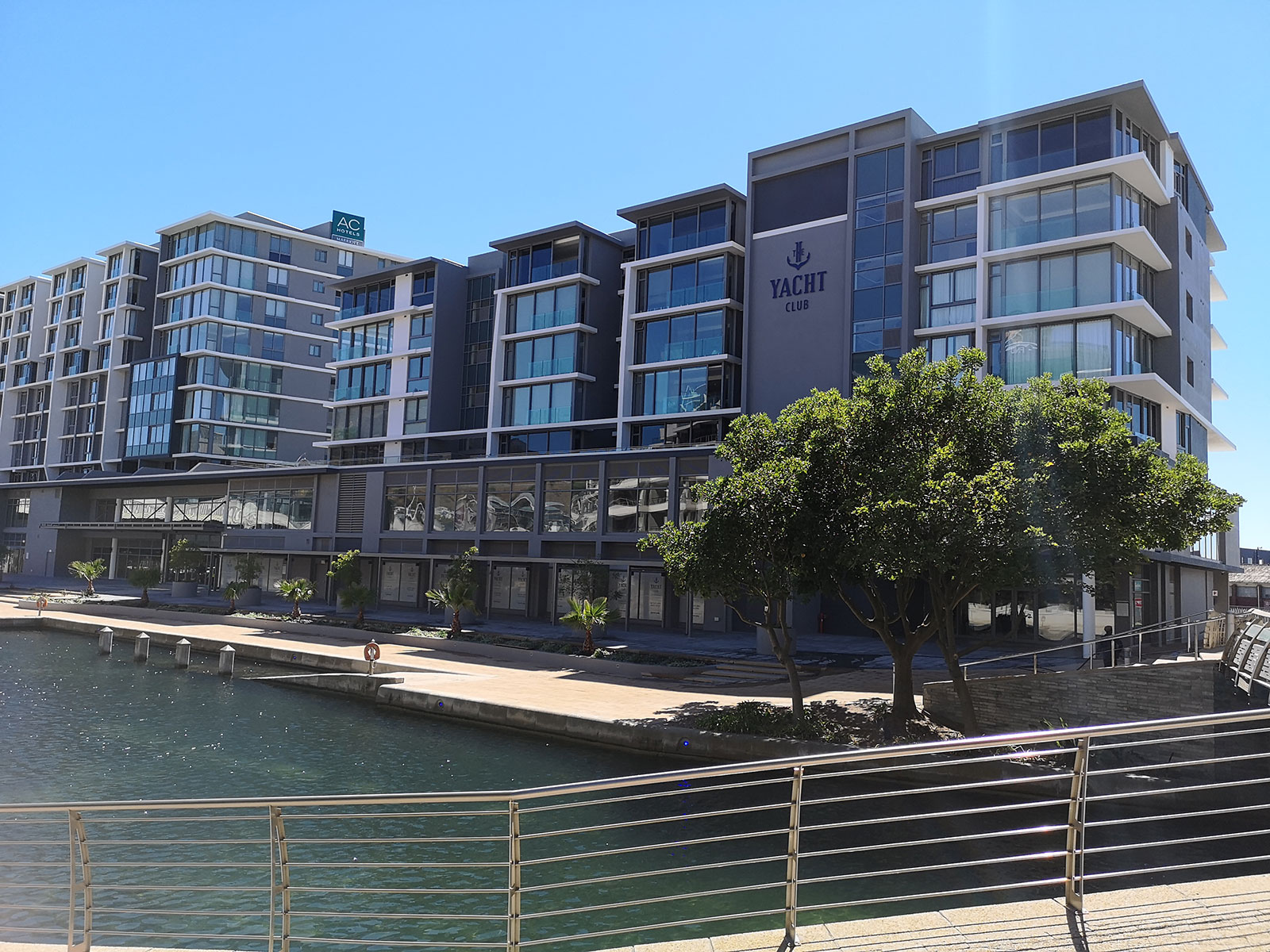 Cape Town Yacht Club Dracon National